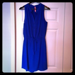 Casual blue Eight Sixty dress